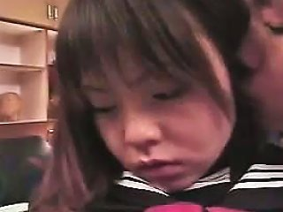 NuVid Sex Video - Japanese Student Fucking Uncensored